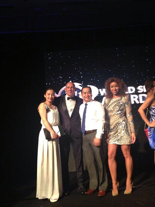 Một Spa tại Đà Nẵng được đề cử giải thưởng danh giá của World Spa 2021 - 1