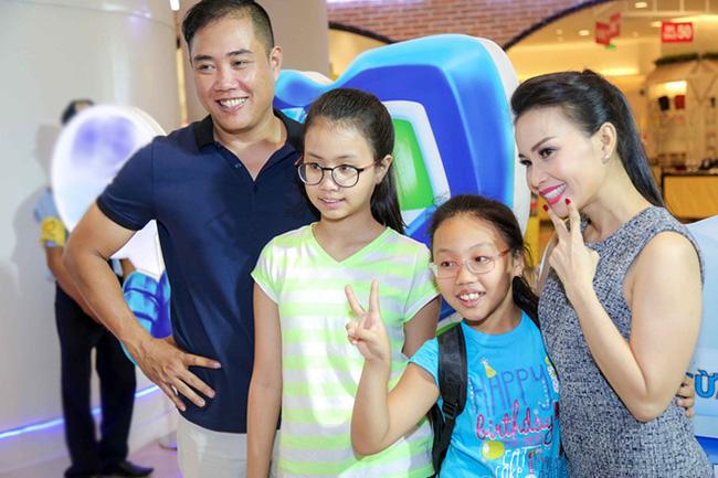Cẩm Ly nhà triệu đô, em gái là người Việt giàu nhất thế giới nhưng đều nuôi con giản dị - 1