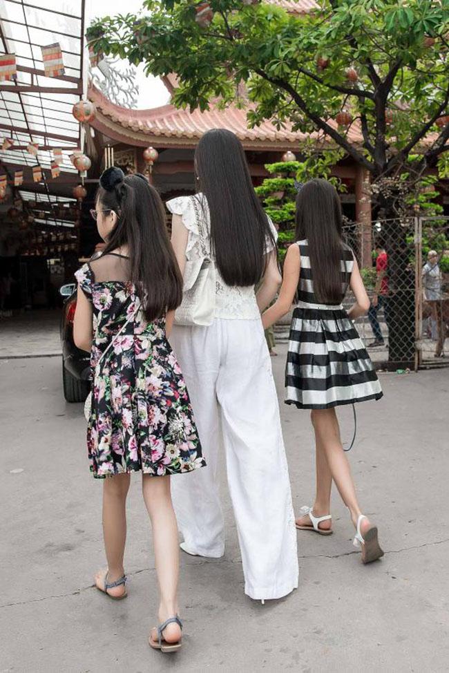 Cẩm Ly nhà triệu đô, em gái là người Việt giàu nhất thế giới nhưng đều nuôi con giản dị - 14