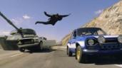 'Té ngửa' khi biết sự thật cảnh ô tô rượt đuổi trong phim hành động