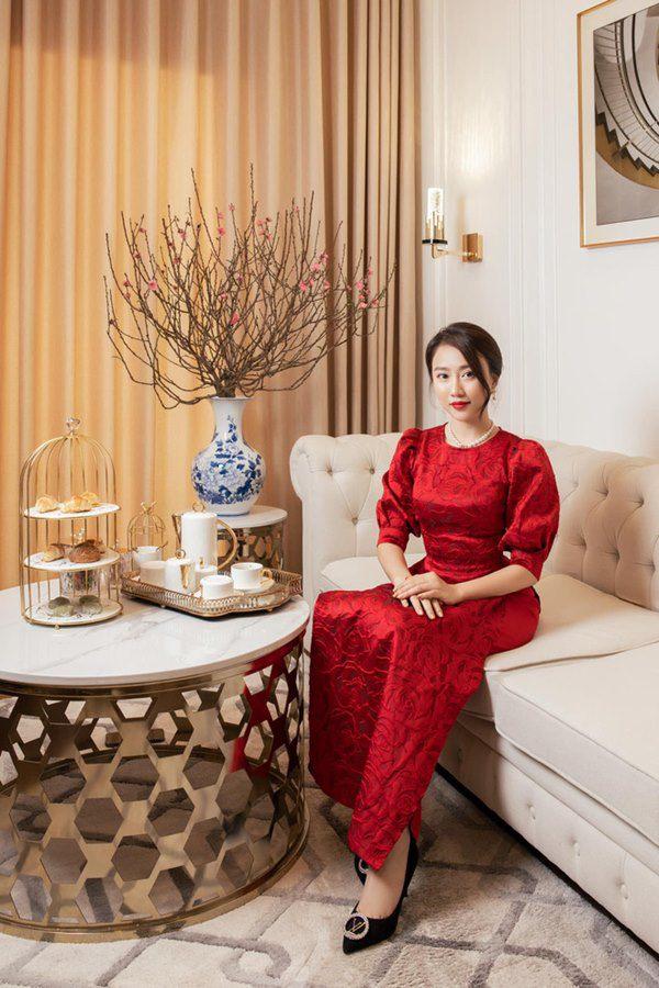 Chuyển lên ở nhà 5,5 tỷ đồng, Huỳnh Hồng Loan làm vườn 6m2, lấy nước vo gạo tưới cây - 1