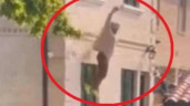 Bị chồng cầm súng đuổi bắn, nữ cảnh sát Mỹ phải nhảy khỏi tầng 2