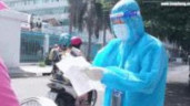 Sinh viên khỏi bệnh COVID-19 tình nguyện tham gia phòng chống dịch