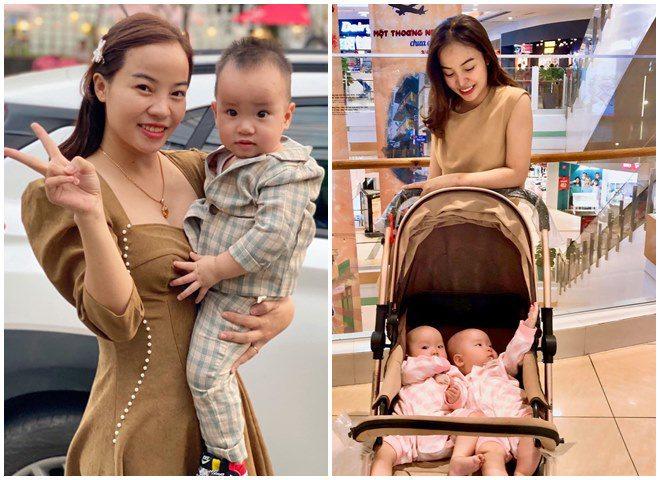 Mới sinh 4 tháng tiếp tục bầu song thai, 9X Đồng Nai ngao ngán nhìn bụng nát tan - 1