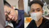 Thêm một nghệ sĩ nhiễm COVID-19, nguồn lây từ shipper, nhiều sao Việt động viên