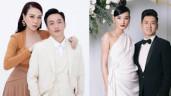 """Cường Đô La chụp ảnh với vợ thấy rõ """"nóc nhà"""" theo nghĩa đen, giống gia đình Thuý Hạnh"""