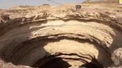 Lần đầu tiên chạm đáy 'giếng địa ngục' bí ẩn hàng triệu năm tuổi ở Yemen