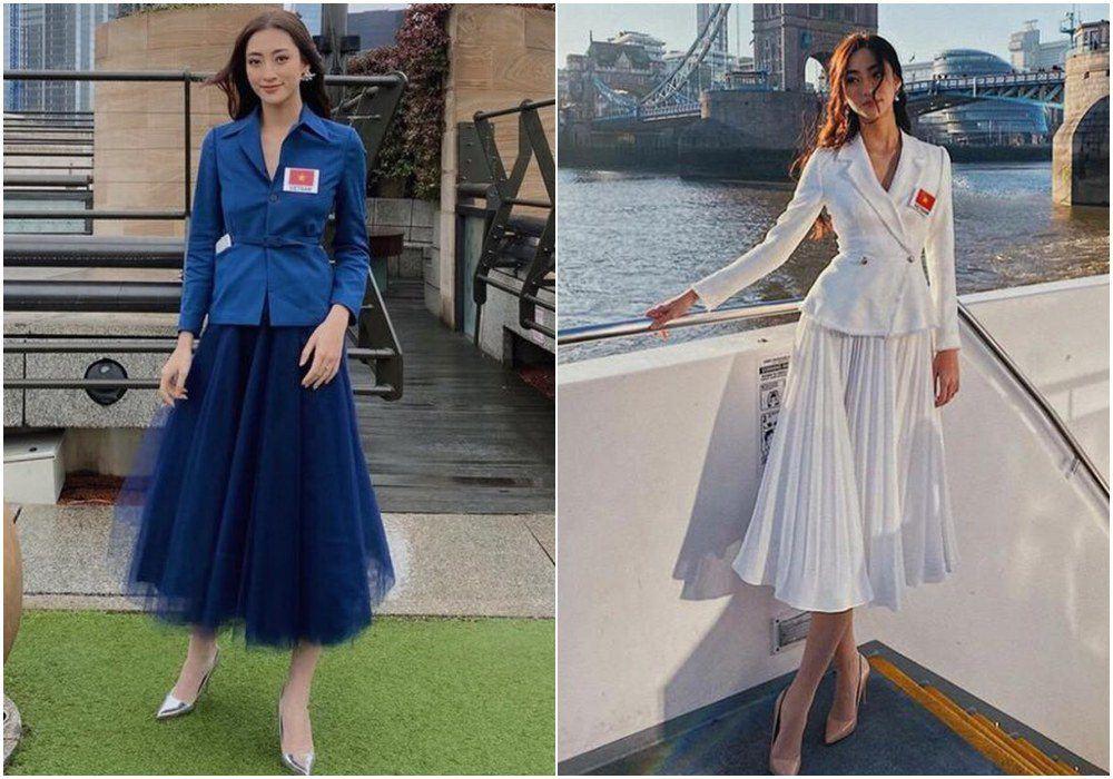 """Công nương Kate đẹp quý tộc với blazer và chân váy,hoá ra mỹ nhân Việt đã """"lăng xê"""" từ lâu - 10"""