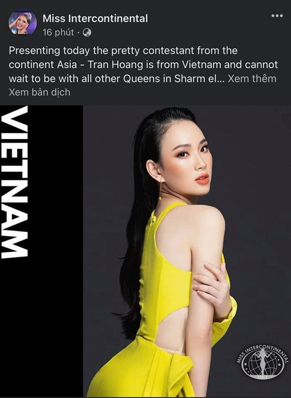 """""""Nữ hoàng nội y tương lai"""" đại diện Việt Nam thi Miss Intercontinental 2021 - 1"""