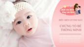 Không hề mê tín: 3 đặc điểm nhận diện khuôn mặt trẻ thông minh từ lúc mới chào đời