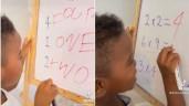 Thiên tài 2 tuổi đã biết 3 thứ tiếng, học đếm thành thạo bằng tiếng Nhật chỉ trong một ngày