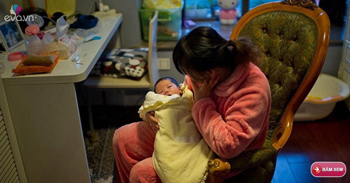 Chỉ với mẹo nhỏ này, mẹ thoát ngay khỏi cảnh con sơ sinh ngủ ngày cày đêm