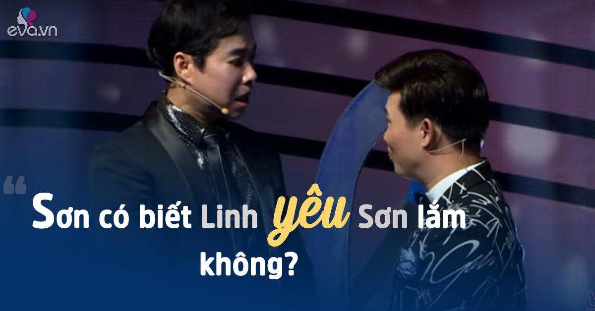 Cặp đôi hoàn hảo: Phản ứng hài hước của Ngọc Sơn khi Quang Linh bất ngờ... tỏ tình