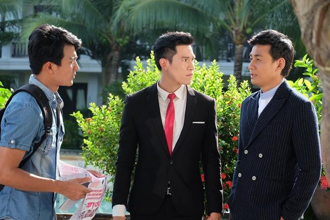 Lưu Đê Li amp;#34;Người phán xửamp;#34; bất ngờ vướng tình tay ba với Ngọc Thuận, Minh Anh - 3
