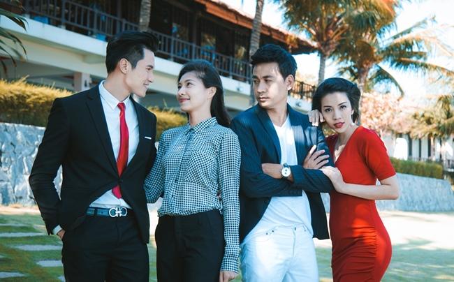 Lưu Đê Li amp;#34;Người phán xửamp;#34; bất ngờ vướng tình tay ba với Ngọc Thuận, Minh Anh - 1