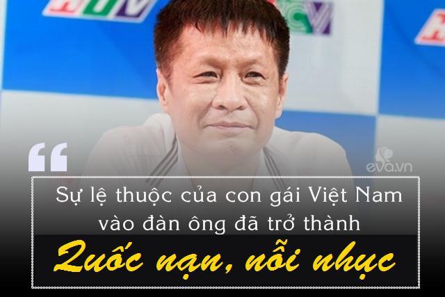 """""""dao dien danh da"""" le hoang khien chi em ran ran voi quan diem: """"viec quai gi phai giu chong?"""" - 4"""
