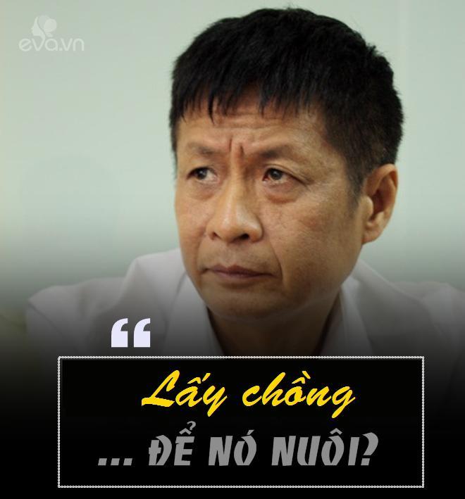 """""""dao dien danh da"""" le hoang khien chi em ran ran voi quan diem: """"viec quai gi phai giu chong?"""" - 3"""