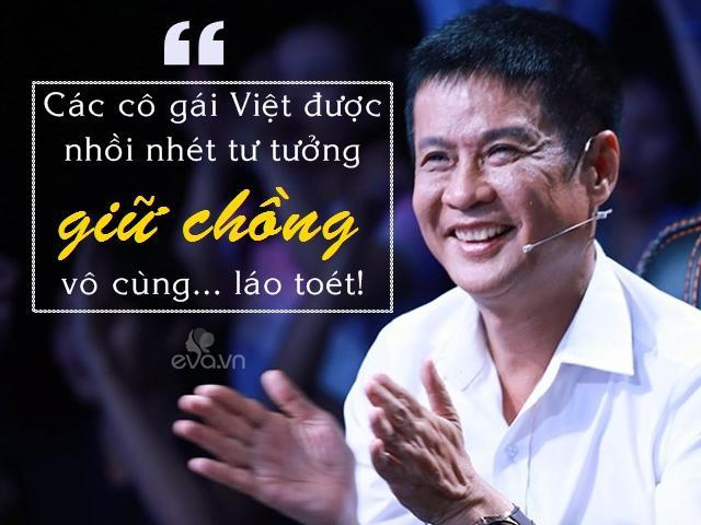 """""""dao dien danh da"""" le hoang khien chi em ran ran voi quan diem: """"viec quai gi phai giu chong?"""" - 2"""