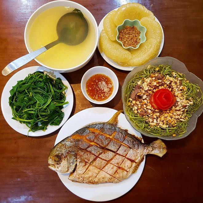 nhung bua com chi 70 nghin cua 2 vo chong tre nhung van day ap mon ngon - 7