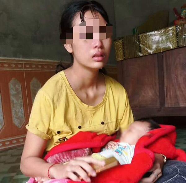 Tin tức 24h: Sản phụ 16 tuổi tố bị bạo hành trong thời gian ở cữ, người chồng kêu oan? - 1