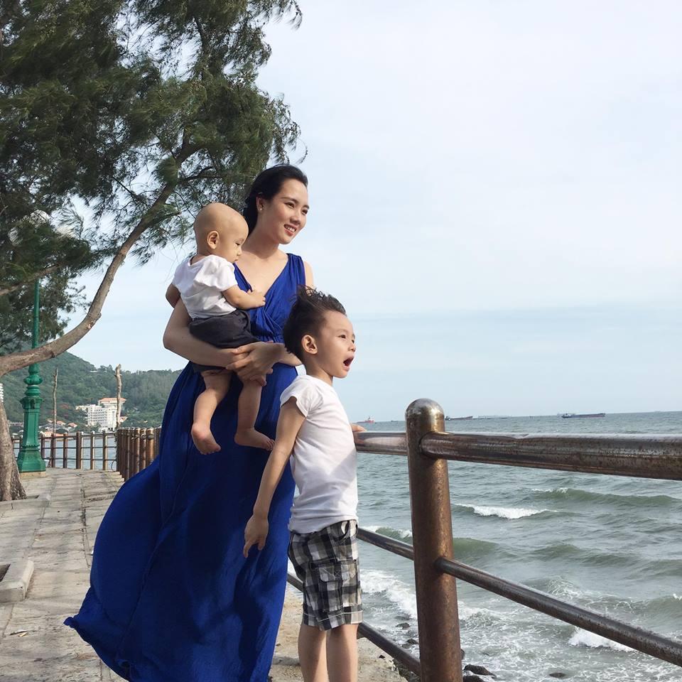 """diep hong dao tiet lo phai """"noi doi bac si"""" lan di sinh con tuoi 21 cho ngo quang hai - 2"""