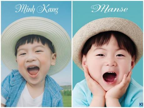 Bé Nha Trang nổi khắp MXH vì quá dễ thương, giống y hệt con trai diễn viên Song Il Gook