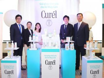 CURÉL – Thương hiệu số 1 Nhật Bản cho da nhạy cảm đã chính thức có mặt tại Việt Nam