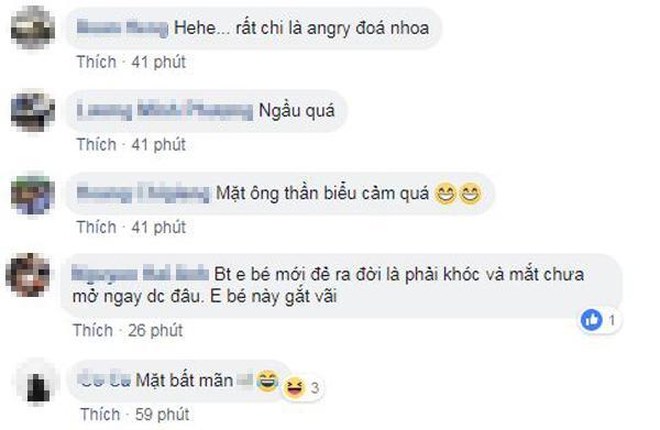 "em be ""gay bao"" vi chao doi khong them khoc, chung ngay ve mat: ""sao lai loi chau ra day!"" - 6"