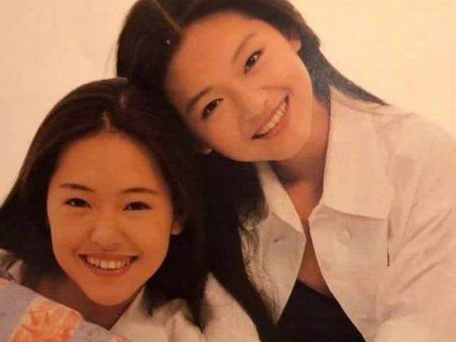 Ảnh thời trẻ Từ Hy Viên - Từ Hy Đệ: Con gái đáng yêu nhất khi chưa thuộc về ai