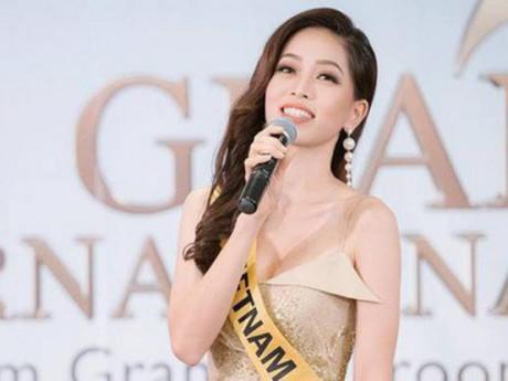 Miss Grand International 2018: Phương Nga khoe giọng hát và được fan ủng hộ dù quên lời