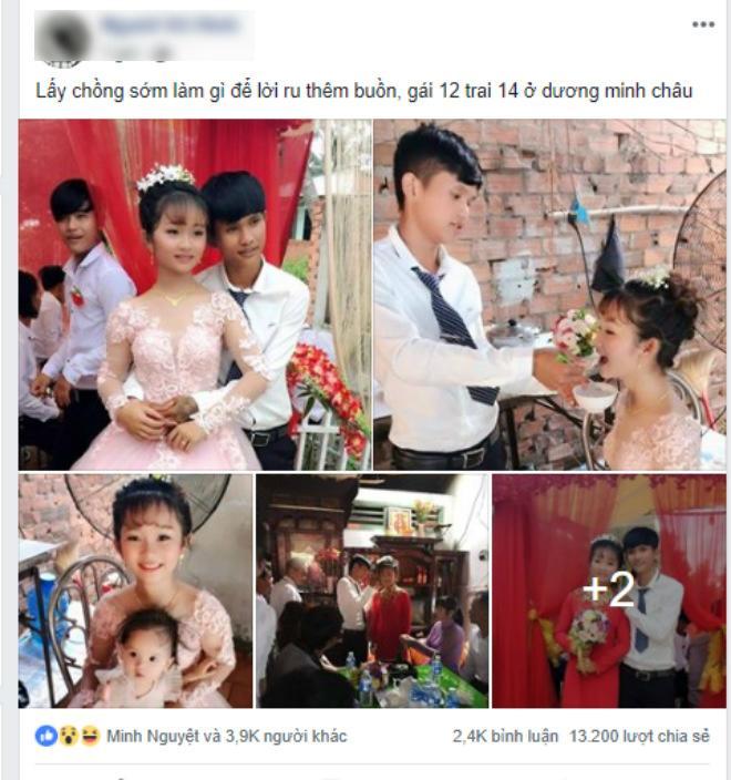 "su that dam cuoi ""co dau 12, chu re 14"" xon xao mxh va nhung tiet lo khong ngo - 1"