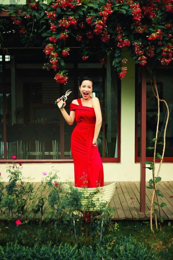 """Toàn cảnh căn """"biệt phủ"""" nhà vườn rộng 1,3 hecta trị giá 22 tỷ của ca sĩ Mỹ Linh - 1"""
