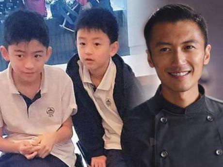 Lý do Tạ Đình Phong bất ngờ về thăm vợ cũ và con trai: Vì chia tay Vương Phi?