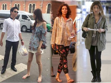 Không riêng gì Thu Thảo, nhiều ngôi sao cũng khiến fan không nhận ra khi gặp trên phố!