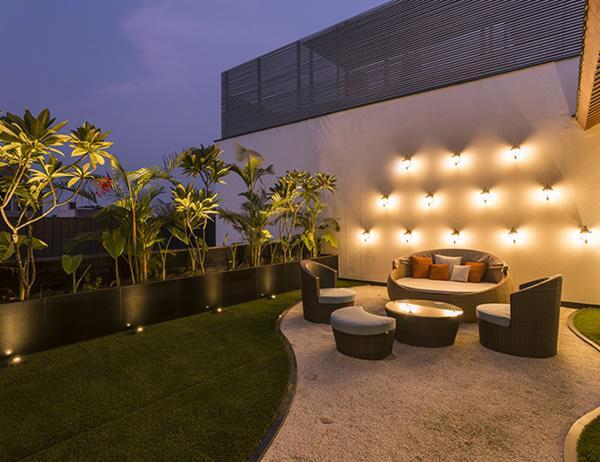 Căn biệt thự nhà vườn kiểu Ấn Độ gây choáng ngợp với nội thất xa hoa - 16