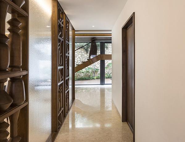 Căn biệt thự nhà vườn kiểu Ấn Độ gây choáng ngợp với nội thất xa hoa - 5