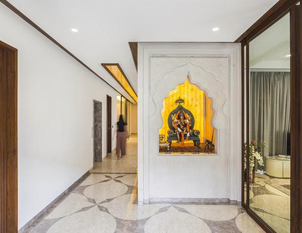 Căn biệt thự nhà vườn kiểu Ấn Độ gây choáng ngợp với nội thất xa hoa - 8