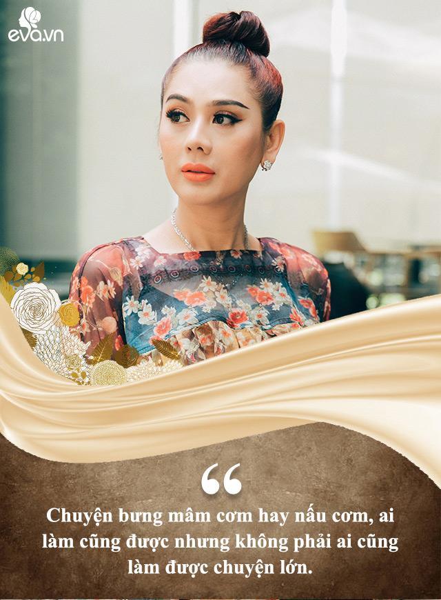 """lam khanh chi: """"viec nha chi danh cho nhung nguoi vo khong co viec lam"""" - 4"""