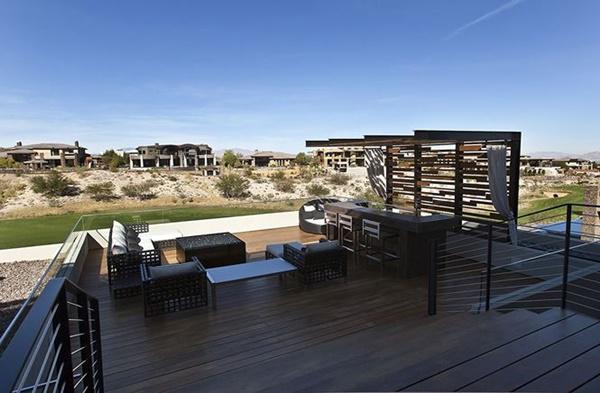 Ngôi nhà tuyệt đẹp mọc lên giữa mênh mông amp;#39;biển cátamp;#39; - 8