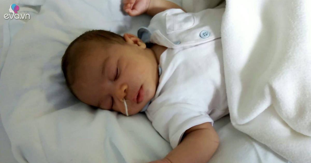 Mẹ chờ chuyển dạ sau dùng thuốc kích đẻ, không ngờ con sinh ra bị bại não, động kinh