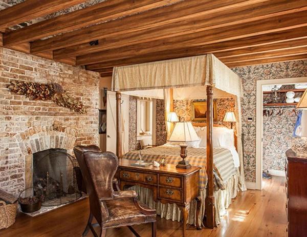 Siêu biệt thự 200 năm tuổi, từng thuộc sở hữu của cháu gái Tổng thống - 11