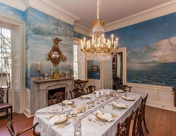 Siêu biệt thự 200 năm tuổi, từng thuộc sở hữu của cháu gái Tổng thống - 16