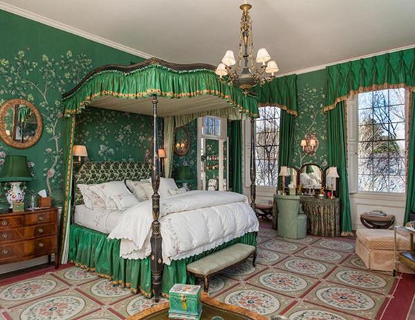 Siêu biệt thự 200 năm tuổi, từng thuộc sở hữu của cháu gái Tổng thống - 18