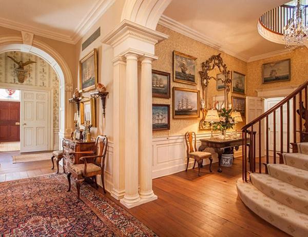 Siêu biệt thự 200 năm tuổi, từng thuộc sở hữu của cháu gái Tổng thống - 5