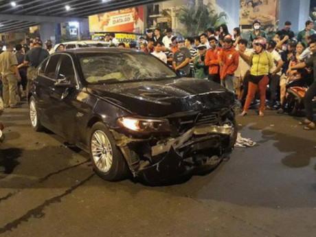 Tông hàng loạt xe máy khiến nhiều người thương vong, nữ tài xế BMW tuyên bố: