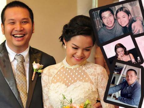 16 năm ngọt ngào của Phạm Quỳnh Anh và Quang Huy cuối cùng kết thúc bằng đơn ly hôn