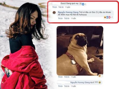 Fans khen ăn mặc sang chảnh, Hoa hậu Hương Giang tự khai mua áo chỉ có 400K