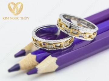"""Khám phá bí mật về xu hướng nhẫn cưới """"hot"""" sắp ra mắt thị trường"""