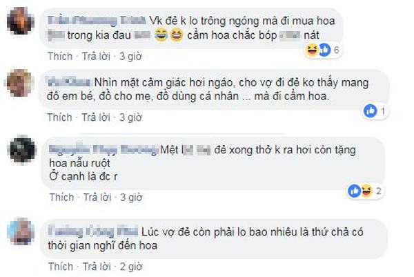"vua toi vua thuong chong tre rap rinh o cua phong sinh, mieng ngo ngac: ""vo em de xong chua?"" - 3"