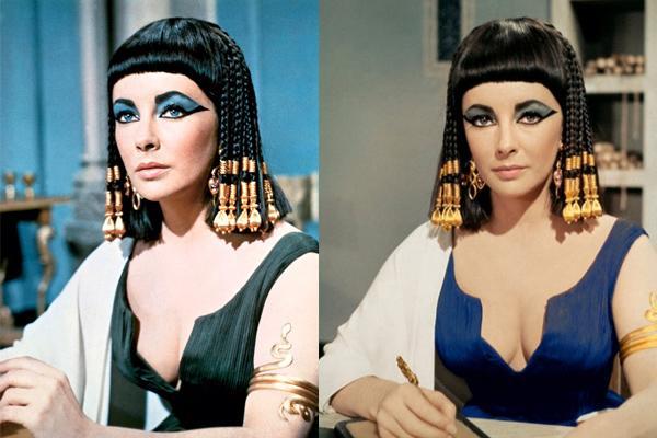 ngay xua da biet nhung dieu nay, bao sao cac bac anh tai khong me dam cleopatra? - 1